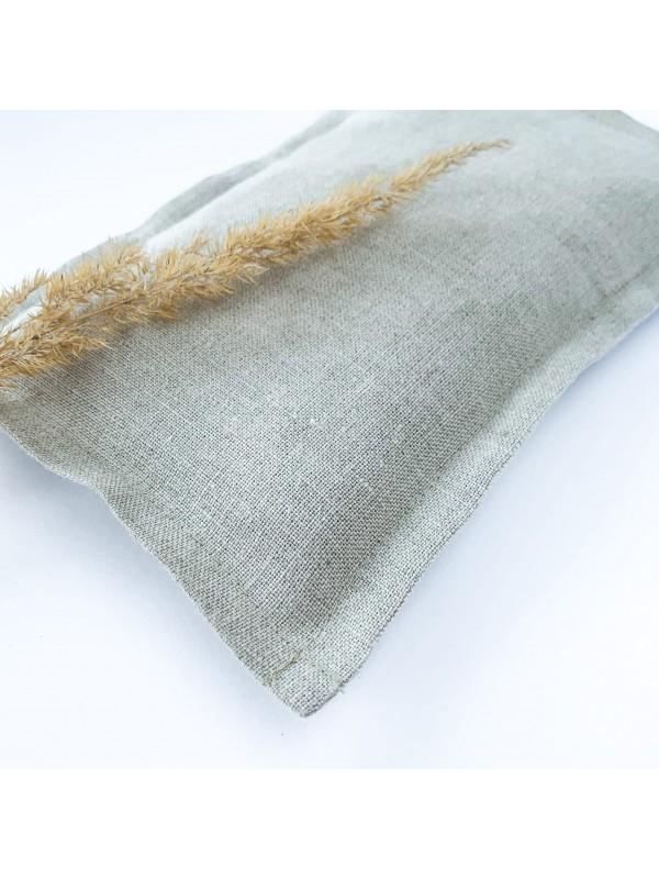 Termofor z solą himalajską Lniany Mini